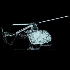 X-ray-helicopter